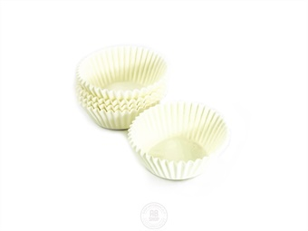 PIROTTINI TONDI PER MUFFIN MM 50 H 35 PZ 90 COLORATI